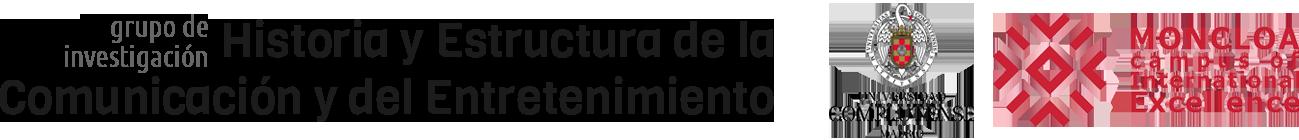 Grupo de investigación Historia y Estructura de la Comunicación y del Entretenimiento